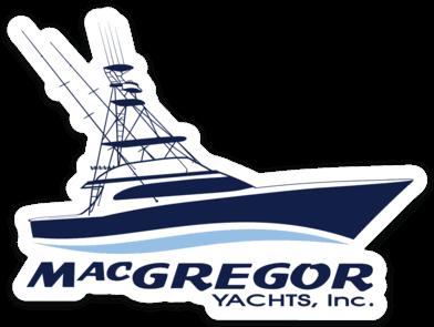 MacGregor Yachts Decal